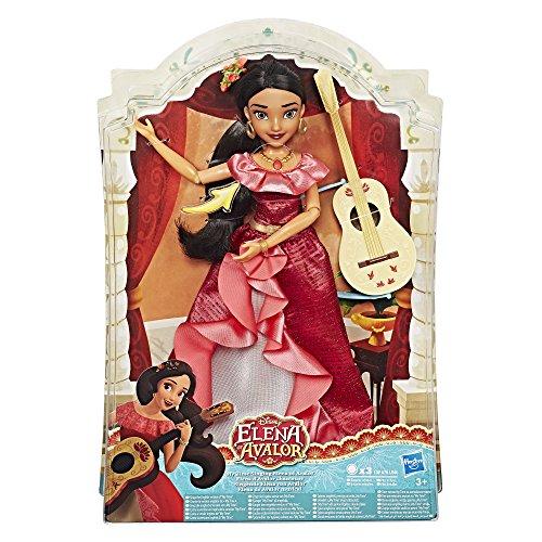 Disney Girls - Elena mi Momento cantarina (Hasbro B7912EW0)