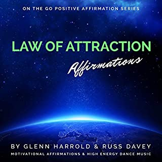 Law of Attraction Affirmations cover art