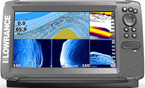 Lowrance HOOK2 Fish Finder with TripleShot Transducer