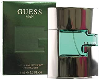 Best Guess Man by Guess for Men - 2.5 Ounce EDT Spray Review