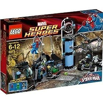 Lego Marvel Super Heroes Spider-Mans Doc Ock Ambush  6873