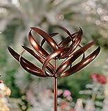 Marissa's Garden & Gift Burghley wind sculpture spinner. Delivery 1-3 business days