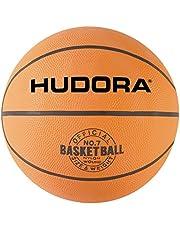 HUDORA Piłka do koszykówki na zewnątrz, rozm. 7, pomarańczowa - 71570