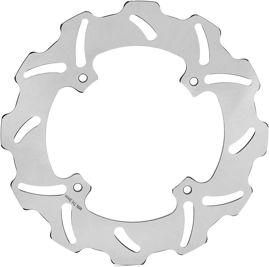 Translated Smadmoto Rear Washington Mall Brake Rotor for Honda CR 02-07 125 CRF250X E 250 R