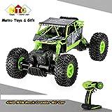 Metro Toy's & Gift Rock Crawler Vehicle Buggy Car 4 WD Shaft Drive