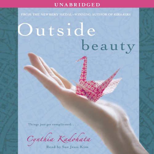 Outside Beauty audiobook cover art