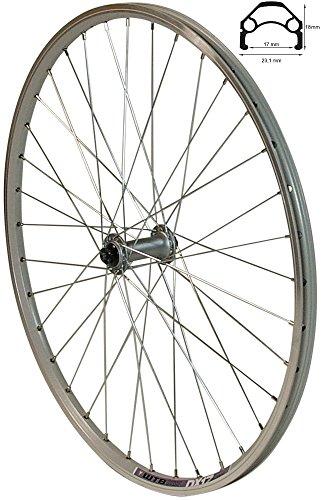 Redondo 26 Zoll Vorderrad Laufrad WTB Felge Shimano HB-T3000 Nabe Silber