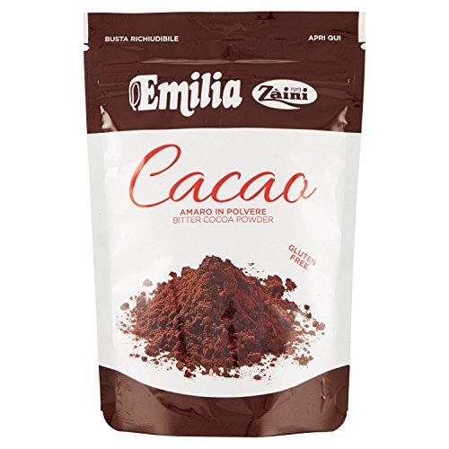 Zaini Cacao Amaro in Polvere - 6 Confezioni da 150 g