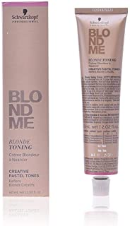 Schwarzkopf Professional Blondme Blonde Toning Tone Ice Hair Treatment – 60 ml