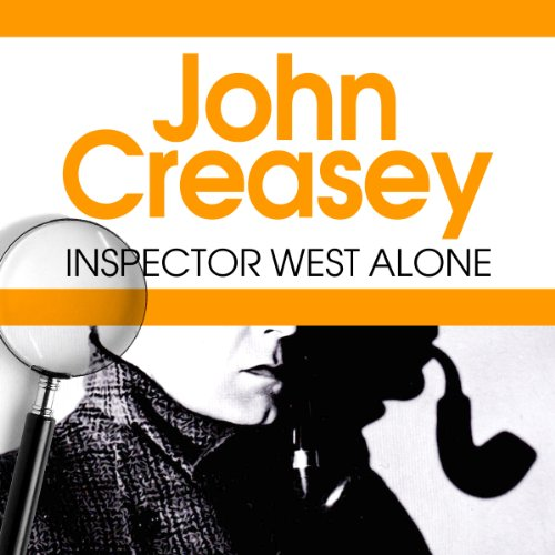 Inspector West Alone cover art