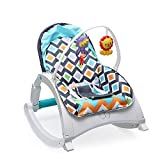 Baby Bucket Newborn to Toddler Rocker Cum Reclining Chair | Fiddle Diddle Ba