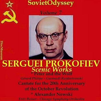 Prokofiev: Scenic Works (Vol. 7)
