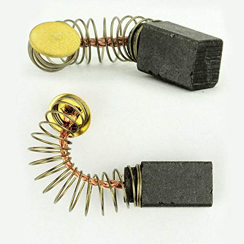 Carbon Brush & Spring Fits Milwaukee Power Tools Replaces Parts# 22-18-0910 2/pk
