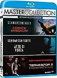 Arnold Schwarzenegger Trilogia (3 Blu-Ray)