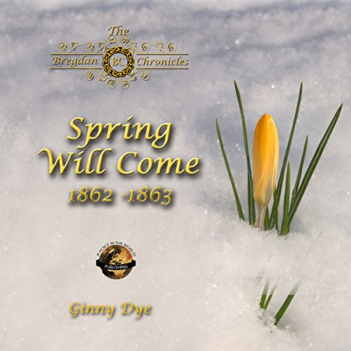 Spring Will Come audiobook cover art