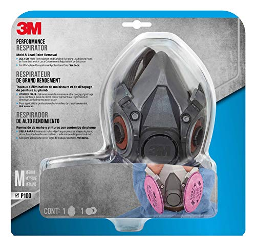3M Mold and Lead Paint Removal Respirator