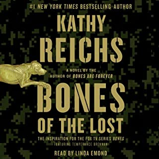 Bones of the Lost audiobook cover art