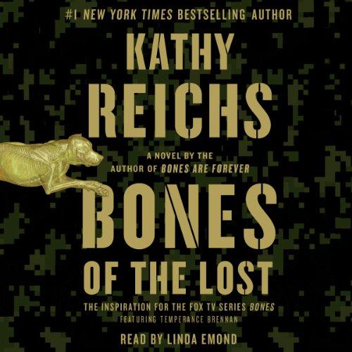 Bones of the Lost: A Temperance Brennan Novel, Book 16