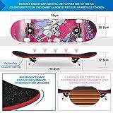 Zoom IMG-1 skateboard completo 79 x 20