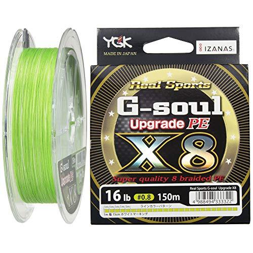 YGK g-Soul X8actualización PE 150M