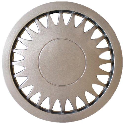FARAD 1-202/14 Set 4 Universal Radkappen, 14 Zoll - 4-er Set