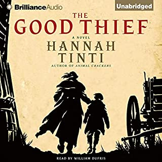 The Good Thief audiobook cover art