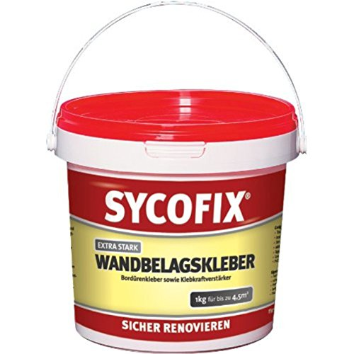 SYCOFIX Wandbelagskleber (1 kg), Grundpreis 5,99 Euro/kg