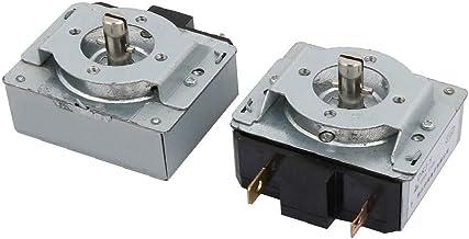 New Lon0167 2Pcs AC En vedette 250V 16A efficacité fiable Home Four électrique minuterie 60 minutes pour autocuiseur(id:65...