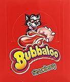 Bubbaloo - Chicle con relleno liquido, sabor a fresa (60 chicles x e 5 g = 300g)
