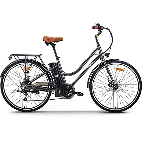 MoovWay Vélo à Assistance électrique 28' 250W CITYCRUISE - Gris