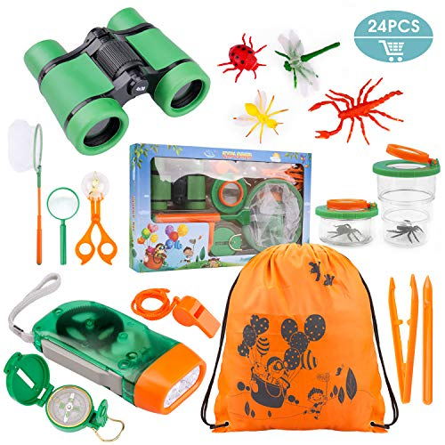 Tintec Outdoor Explorer Set de Juguetes para...