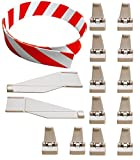 Carrera - Exklusiv / Evolution & Digital 132 / 124 Leitplanke (240° - 168cm lang)