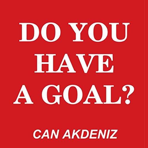 Do You Have A Goal audiobook cover art