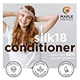 Natural Hair Conditioner Keratin Treatment - Sulfate Free Safe For Color Treated Hair with Argan Oil Shea Butter Jojoba Oil and Aloe Vera For Curly Hair - Dry Scalp Repair and Women Frizz Control