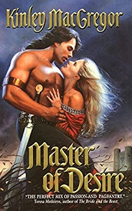 Master of Desire (MacAllister Series) by Kinley MacGregor (2005-07-26)