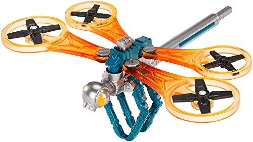 Mattel Dinotrux Diecast Dragonflopter Vehicle