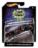 Hot Wheels Batman Classic TV Series Batmobile 1:50 Scale