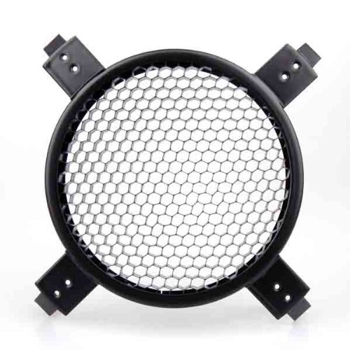 Barn Door & Honeycomb Grid & Gel Set for Bowens Flash 5.5