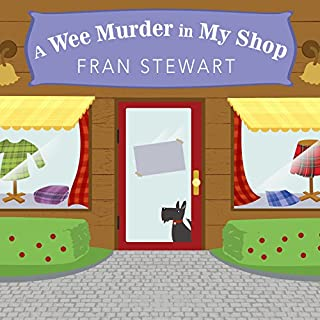 A Wee Murder in My Shop cover art