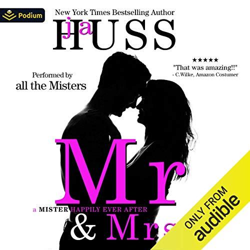 Mr. & Mrs. cover art