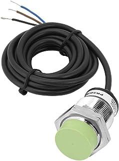 Interruptor del sensor de proximidad inductivo, 15 mm de distancia NPN NO Interruptor del sensor