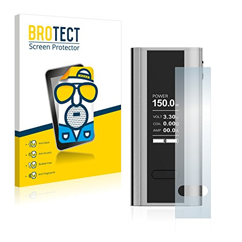 BROTECT 2X Entspiegelungs-Schutzfolie kompatibel mit Joyetech Cuboid Displayschutz-Folie Matt, Anti-Reflex, Anti-Fingerprint