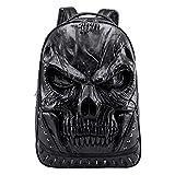 Berchirly Men Large Capacity Pu Leather Laptop Backpacks Teenagers Designer Casual Bookbag Travel Bags