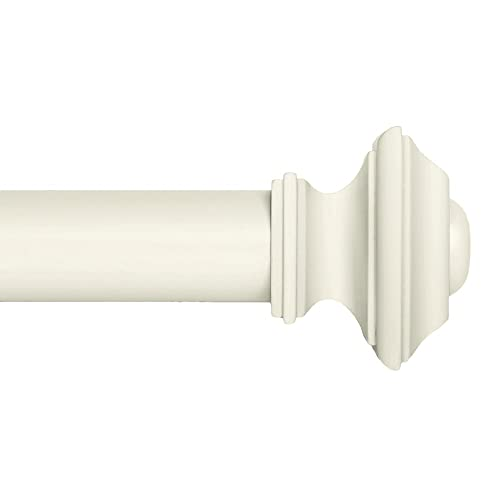 White Curtain Rods: Amazon.com