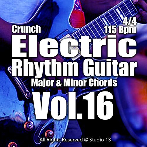 Crunch Guitar Tremolo Effect Tweeder Chord Bm