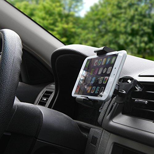 ASUS zenphone 2Ständer und Halterung, BoxWave [EZView KFZ Halterung] Hände frei KFZ Halterung für Smartphones für Asus zenphone 2