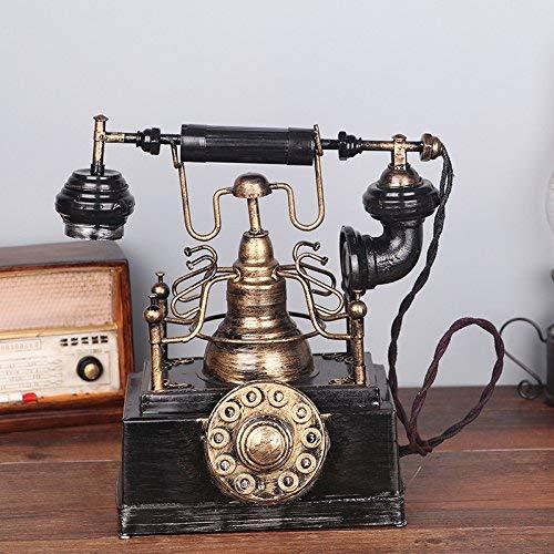 GFF Europa Und Das Alte Modell Von Retro Eisen Telefon Hochzeit Bilder Requisiten Bar Restaurant Dekoration Telefon Modell