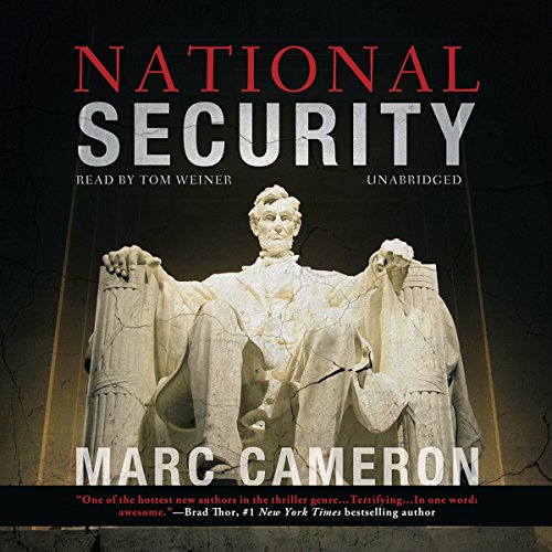 National Security audiobook cover art