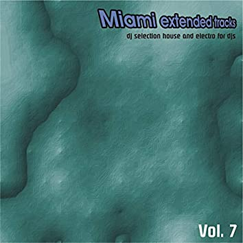 Miami Extended Tracks, Vol. 7 (DJ Selection and Electro for Djs)
