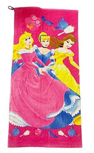PRINCESAS Toalla Mochila Algodon Disney 70x140cm